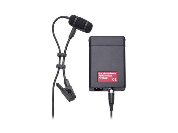画像1: audio-technica 楽器用マイクロフォン ATM35 (1)