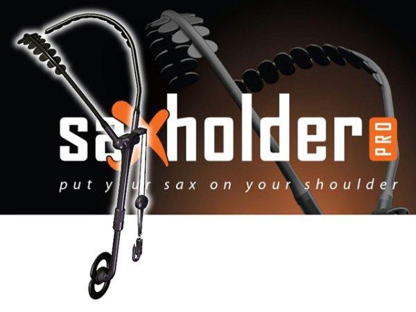 画像1: jazzlab saXholder PRO サックス用ストラップ (1)