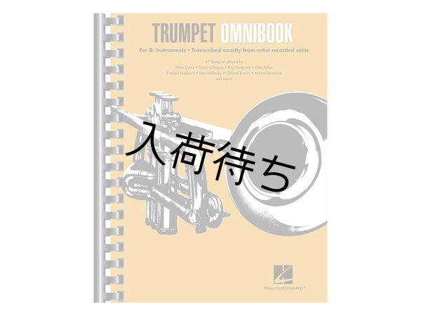 画像1: TRUMPET OMNIBOOK / ジャズ楽譜集 (1)